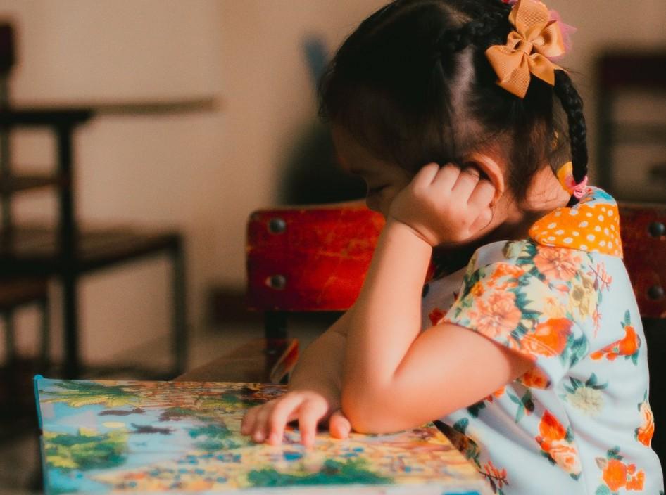 ხუთი წლის ასაკის მოსწავლეების სწავლების პრობლემების კვლევა