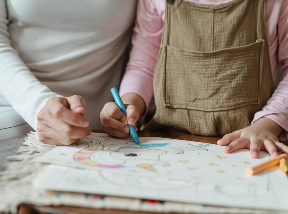 ადრეული ბავშვობა და ტრანზიაცია სკოლაში